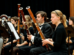 How many notes does bassoon play per hour? Boss wants to know