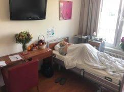 Justus Frantz faces emergency operation
