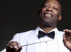 Maestro move: Interlochen hires Leslie Dunner
