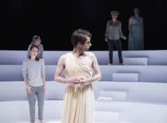 What if Lucretia is raped by a woman?