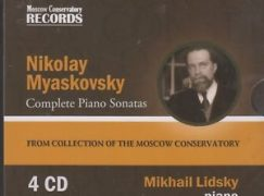 The Russian composer no-one seems to know