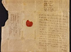 Salzburg gets a letter from Mozart's 'shithouse'