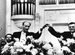 Was Mravinsky #1 in Shostakovich?
