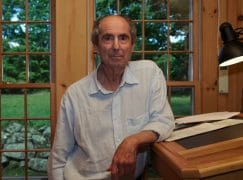 First person: Philip Roth loved a string quartet