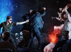 Crime wave hits London touring companies