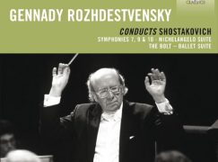 Rare video: Rozhdestvensky takes instruction from Shostakovich