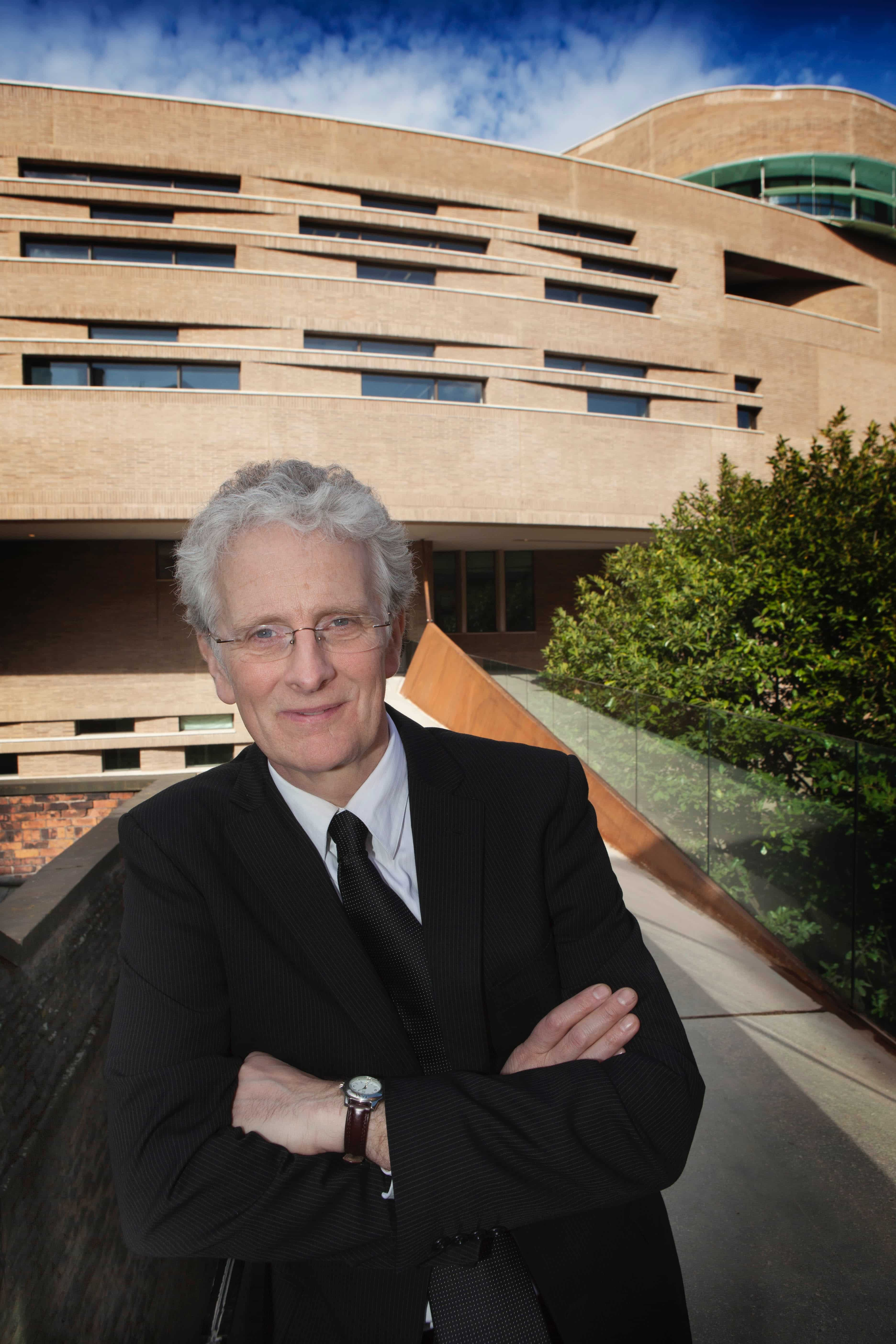 Just in: Chetham's head of music steps down