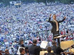 The world's largest classical concert?