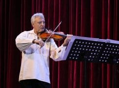 Royal Academy violin professor is criticised in court defeat