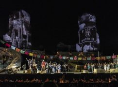 An up-to-the-minute Carmen on the US-Mexico border