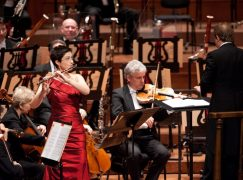 Boston Symphony's equal pay defence: The flute is not an oboe