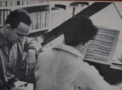 Ingmar Bergman: The music goes on