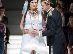 So what if Poppea's pregnant?