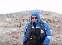 Antarctic video reveals that penguins hate opera