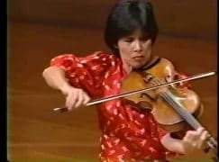 Viola competition president gives 1st prize to her own pupil