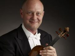 Exclusive: Cleveland concertmaster resigns one post