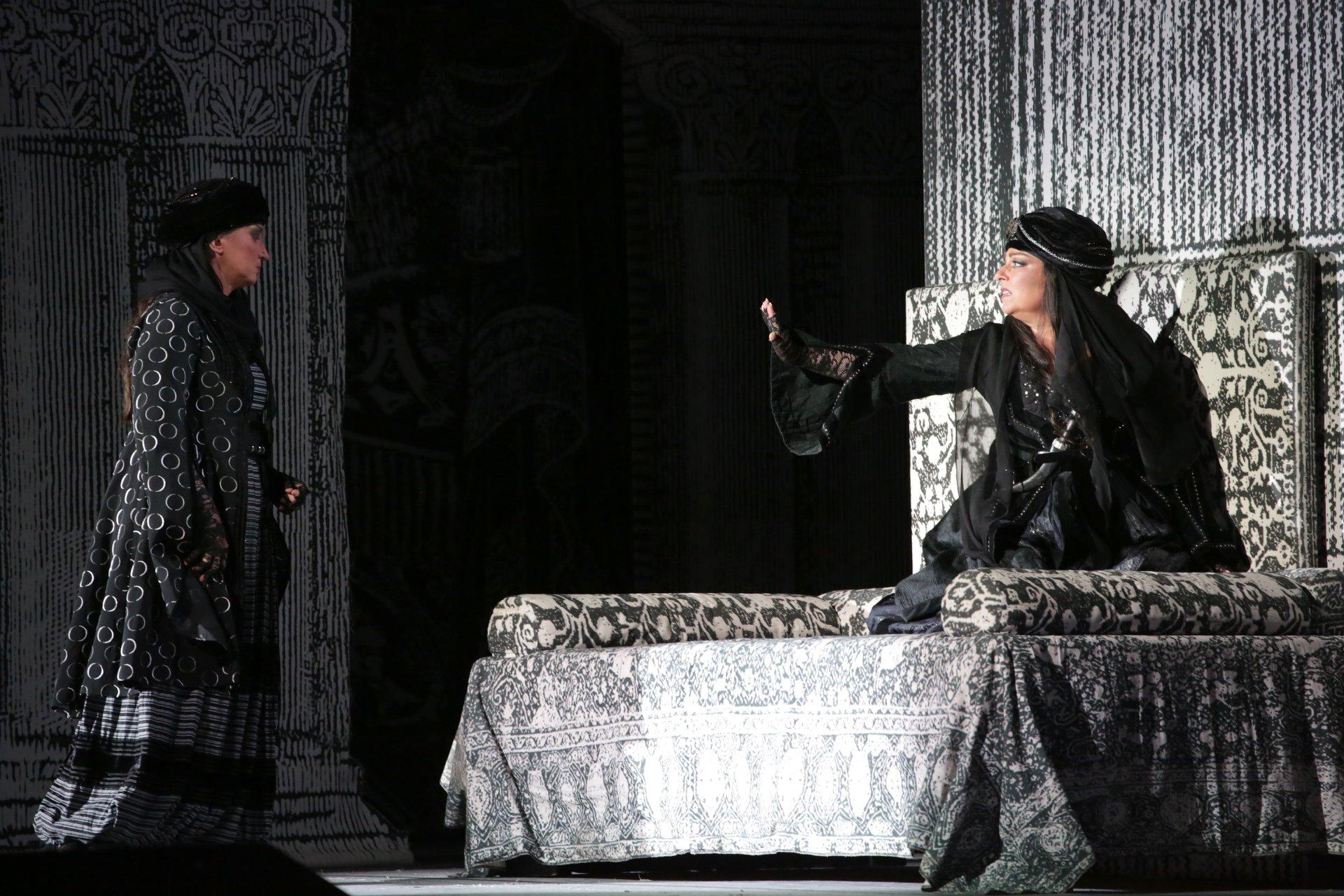 Yoncheva triumphs in Callas role
