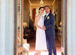 Rising Russian soprano marries English chap