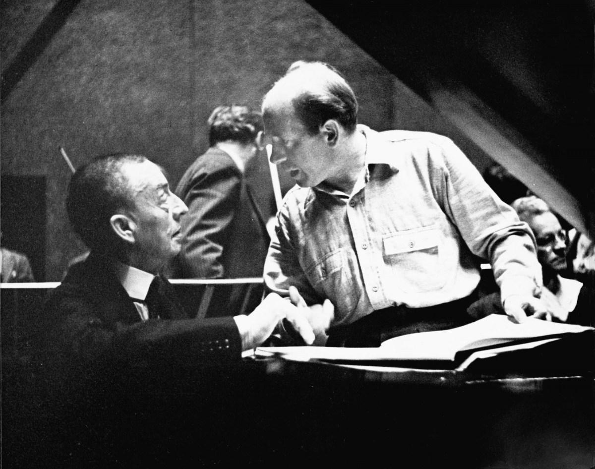 Found! Secret Rachmaninov recording of Symphonic Dances