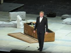 Bayreuth's Parsifal will sing tonight's Tristan