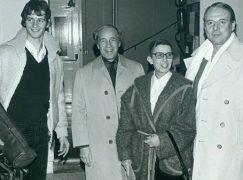 Boulez's beloved sister has died