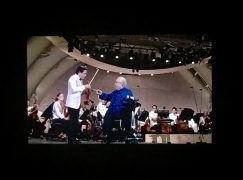 Watch: Dude could be the next Itzhak Perlman
