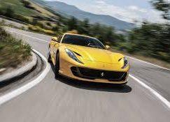 This week's album is a five-star Ferrari