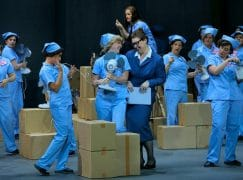 Bayreuth's new Flying Dutchman is a game of doctors and nurses