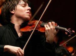 Job's worth it for Joshua Bell