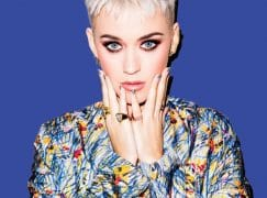 Katy Perry goes classical, sort of