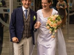 Summer weddings: Two festival directors tie the knot