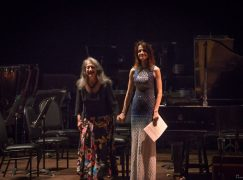 No more North America, Martha Argerich flourishes in South