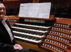 Farewell to Philadelphia Orch's organist