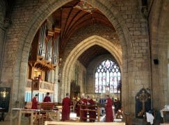 Cathedral sacks its paid musicians
