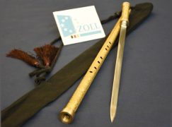 Flute alert: Munich customs find weapon inside instrument