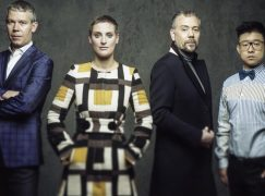 String quartet wins 3-year residency at Radio France