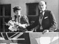 The UK musicologist who plotted a Nazi takeover