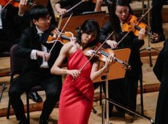 Breaking: American wins Isaac Stern Shanghai competition