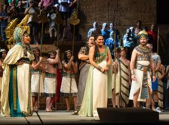 So how was Netrebko's Aida at the Met?