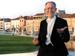 Sad news: Italian maestro dies at 83