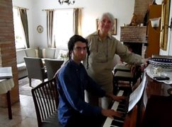 Tragedy: Journalist is held over death of rising pianist