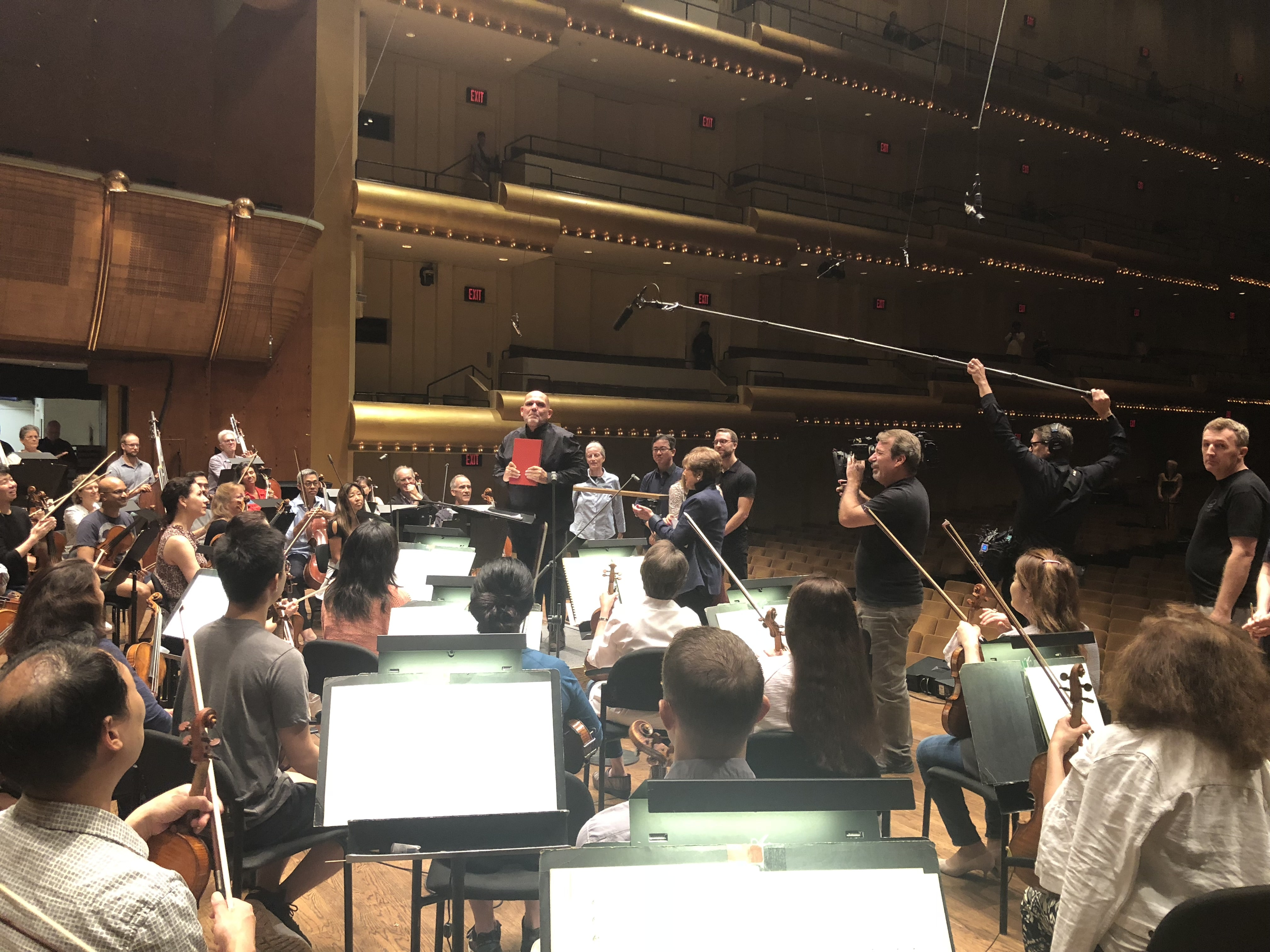 What NY Phil players did to first-night Jaap