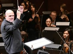 Does Jaap Van Zweden want to head the Concertgebouw?