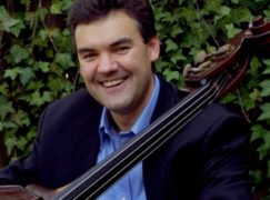 Just in: Bloomington names a double bass professor