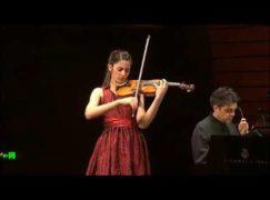 Kushnir steers Spivakov prize to his pupil
