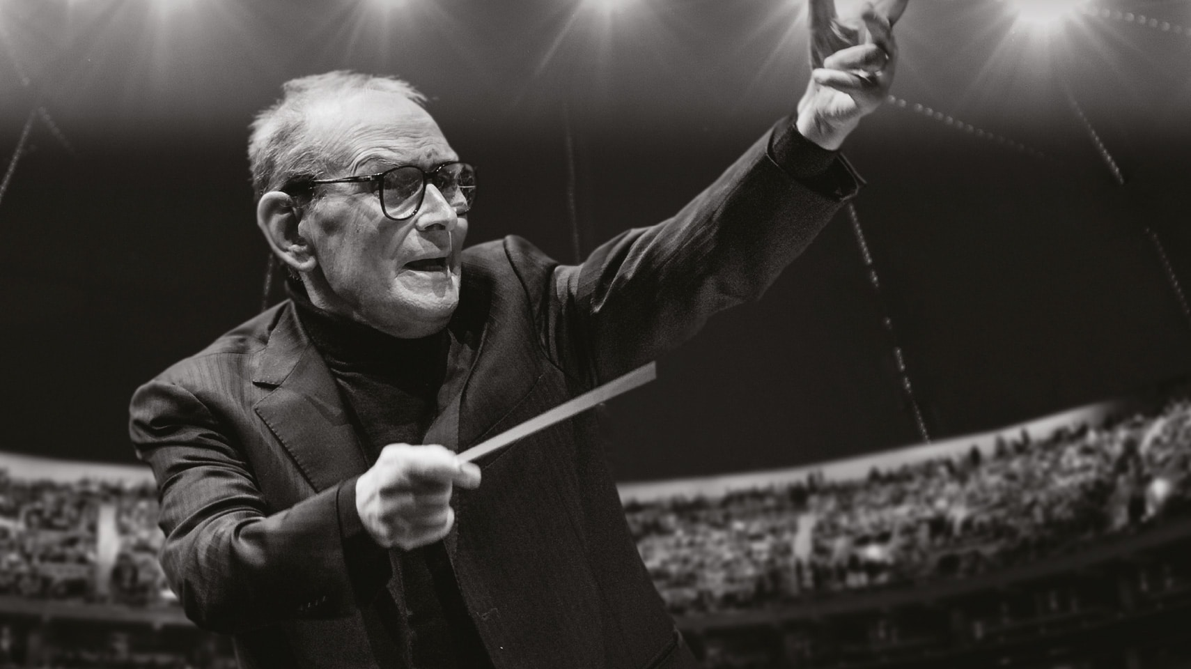 Ennio Morricone is dead