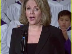 The most historic aria Renee Fleming ever sang?