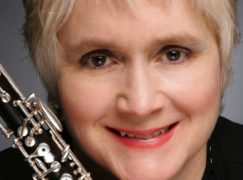 Who's New York's oboe on Jaap's opening night?