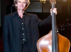 A British double bass is murdered in South Africa