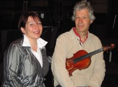 Death of a Dutch concertmaster, 64